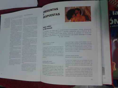 libro enciclopedia de oro del amor y la sexualidad tapa dura