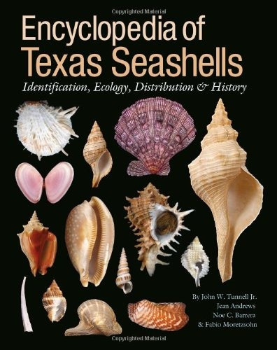 libro encyclopedia of texas seashells: identification, eco