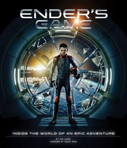 libro: ender's game: inside the world of an epic adventure