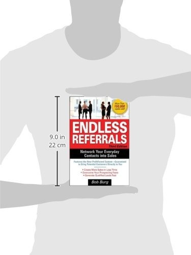libro endless referrals: network your everyday contacts in