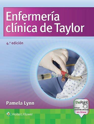 libro enfermería clínica de taylor - nuevo