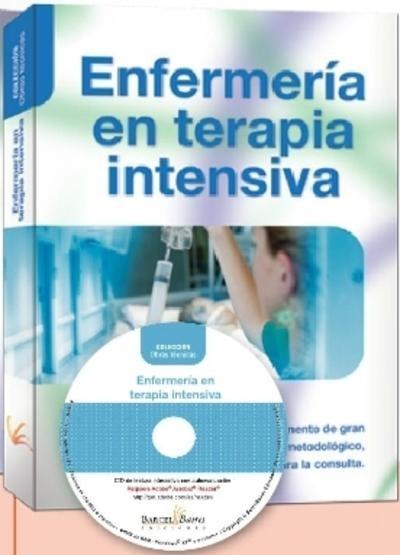 Libro Enfermería En Terapia Intensiva Cd Ed Barcel Baires - $ 1.650 ...