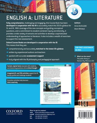 libro english a: literature (ingles digital)