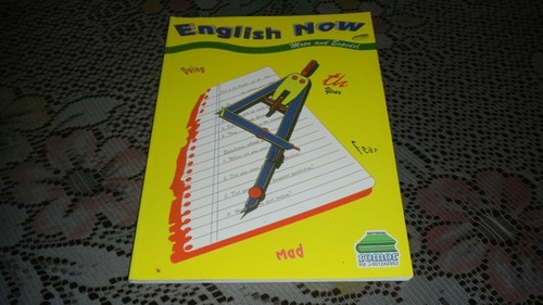 libro: english now 4th year