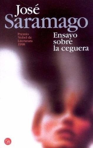 libro, ensayo sobre la ceguera de josé saramago.
