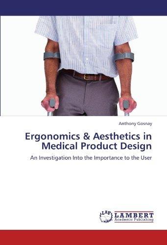 libro ergonomics & aesthetics in medical product design