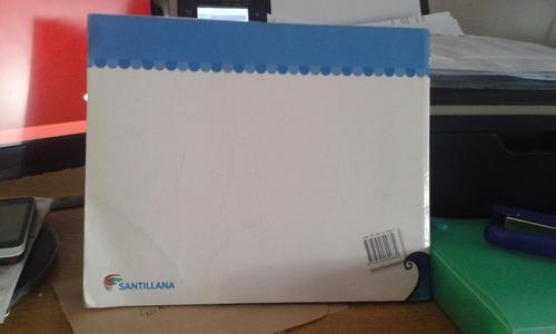 libro escolar chapuzón ciencias 2 de santillana