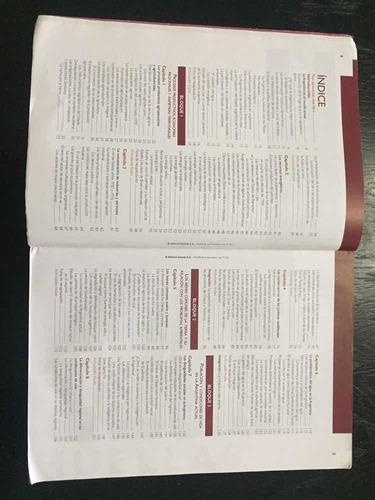 libro escolar de geografía, geografía 5es