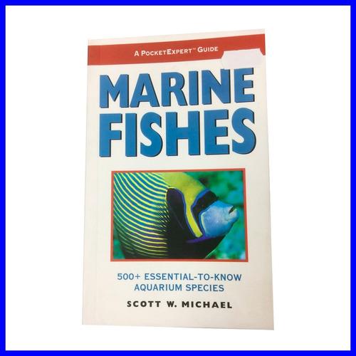 libro esencial peces marinos + 500 especies