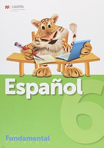libro español 6 primaria - nuevo