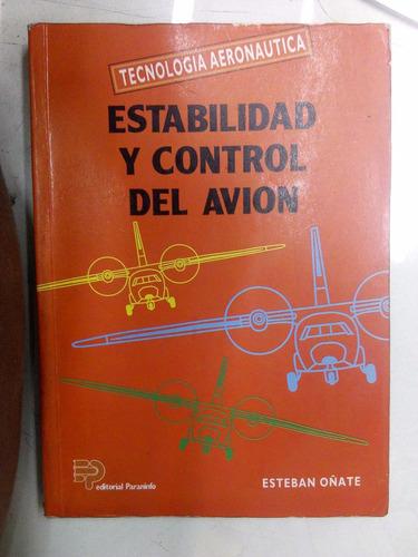 libro estabilidad y control del avion