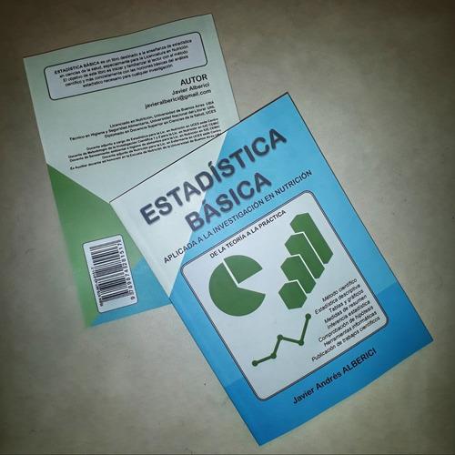 libro estadística aplicada a la investigación en nutrición