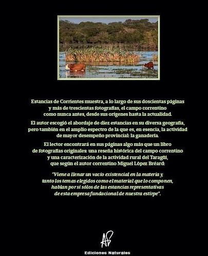 libro estancias de corrientes - tomo 1 (envio incluido)