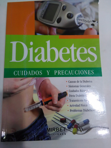 libro estudio  diabetes  135pag.