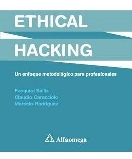 libro ethical hacking sallis, alfaomega