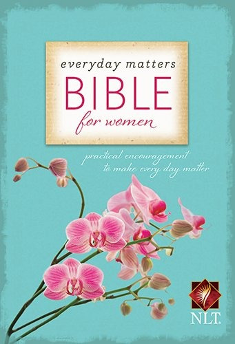 libro everyday matters bible for women: new living transla