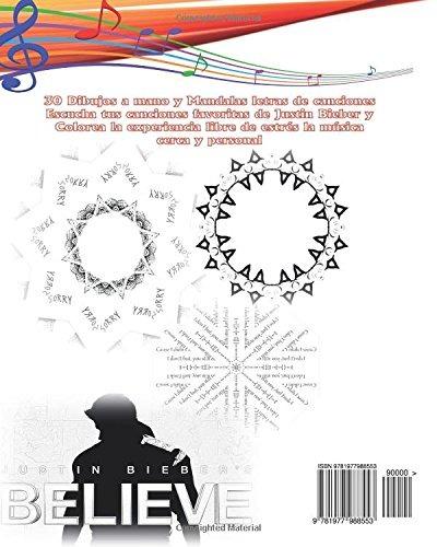Libro : Exclusive Justin Bieber Libro De Colorear Para Ad... - $ 869 ...