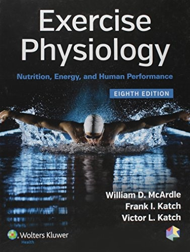 libro exercise physiology: nutrition, energy, and human perf
