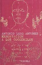 libro exhortacion a los cocodrilos (l.t.) - nuevo