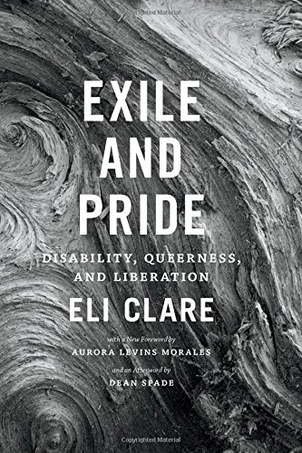 libro exile & pride: disability, queerness, and liberation