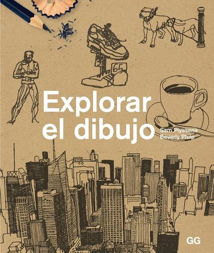 libro explorar el dibujo
