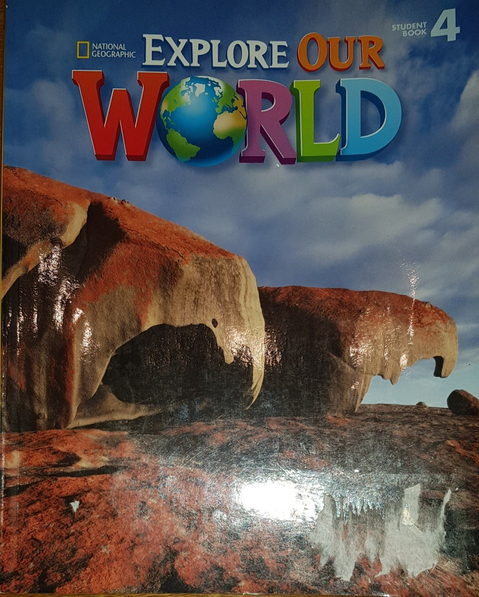 Libro Explore Our World 4 St Book National Geographic Learni $ 999,00