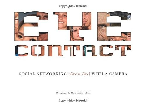 libro eye contact: social networking (face-to-face) with a
