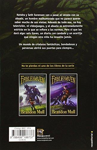Libro Fablehaven Brandon Mull 210400 En Mercado Libre