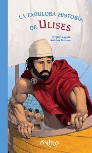 libro fabulosa historia de ulises, la - nuevo