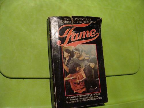 libro fame , leonore fleischer , 255 paginas , año 1980