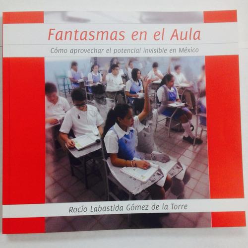 libro fantasmas en el aula