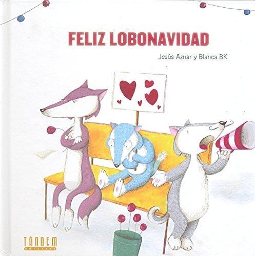 libro feliz lobonavidad - nuevo