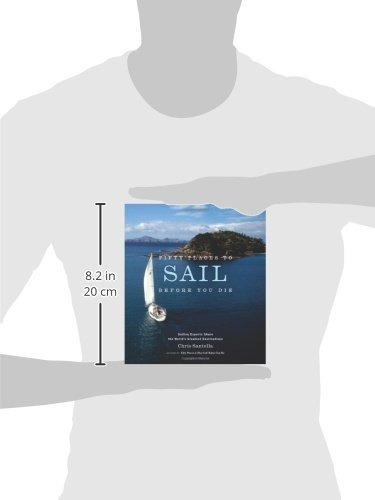 libro fifty places to sail before you die: sailing experts