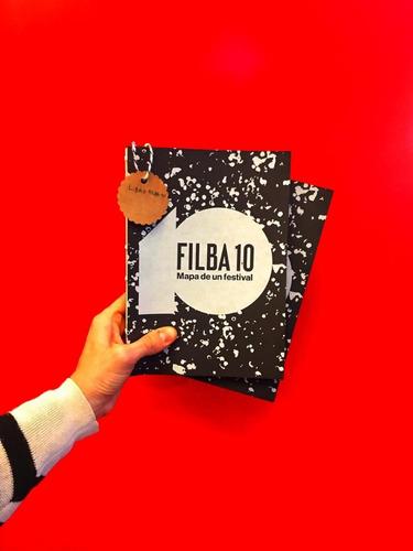 libro filba10: mapa de un festival