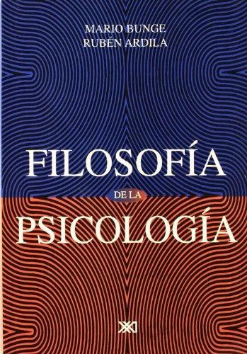 libro filosofía de la psicología - nuevo
