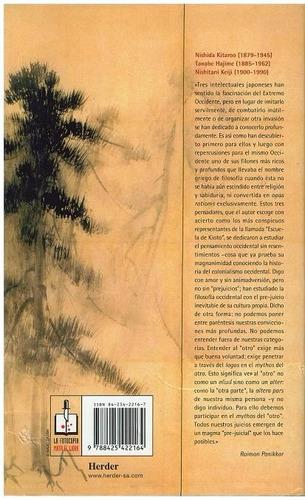 libro, filósofos de la nada de james w. heisig.