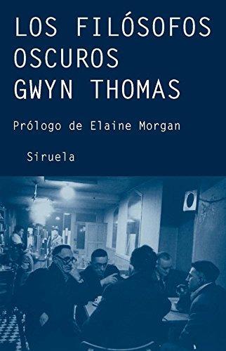 libro filosofos oscuros, los (l.t.) - nuevo