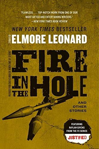 libro fire in the hole: stories - nuevo