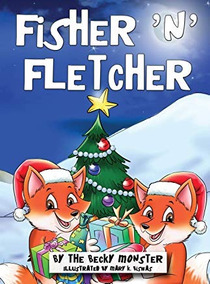 Libro Fisher N Fletcher The Zany Fox Twins Book 3 - zany roblox id