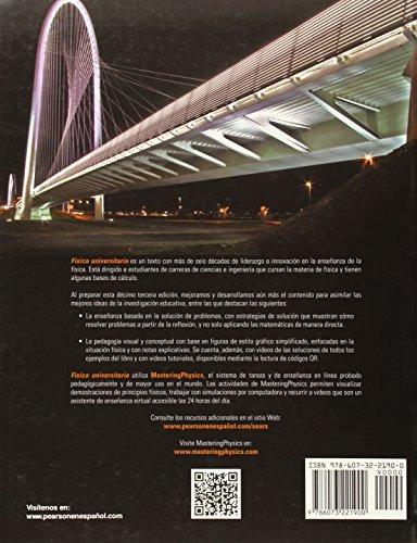 libro fisica universitaria con fisica moderna 2 - nuevo