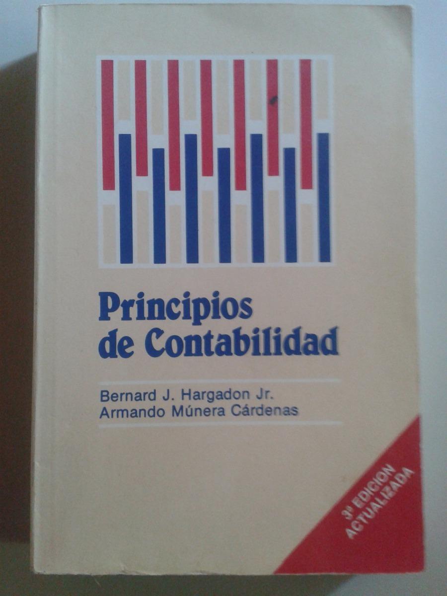 libro principios de contabilidad de bernard hargadon