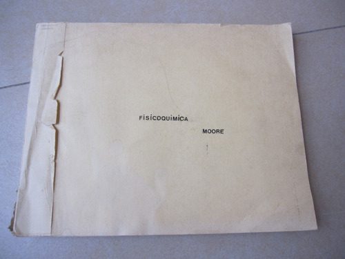 libro fisicoquimica moore