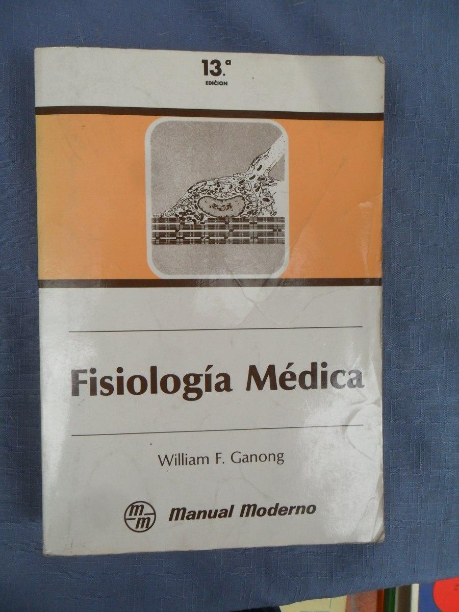 fisiologia medica william f ganong