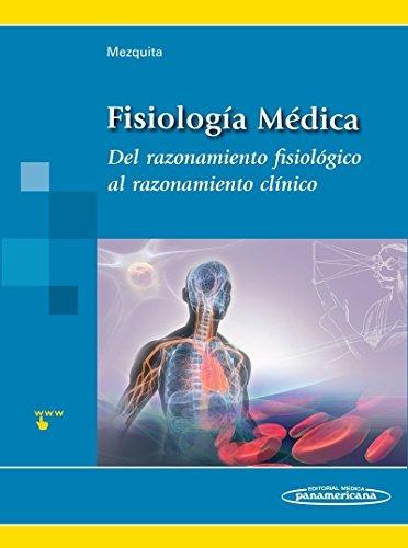 libro fisiología médica: del razonamiento fisiológico al raz