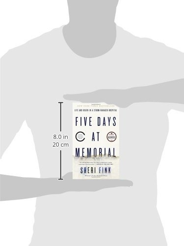 libro five days at memorial: life and death in a storm-rav