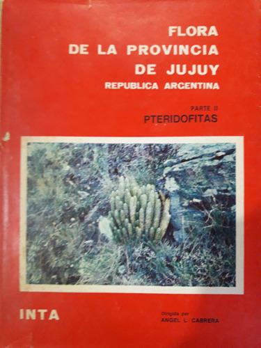 libro flora de la provincia de jujuy