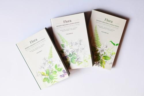 libro: flora vascular de la reserva biológica huilo huilo
