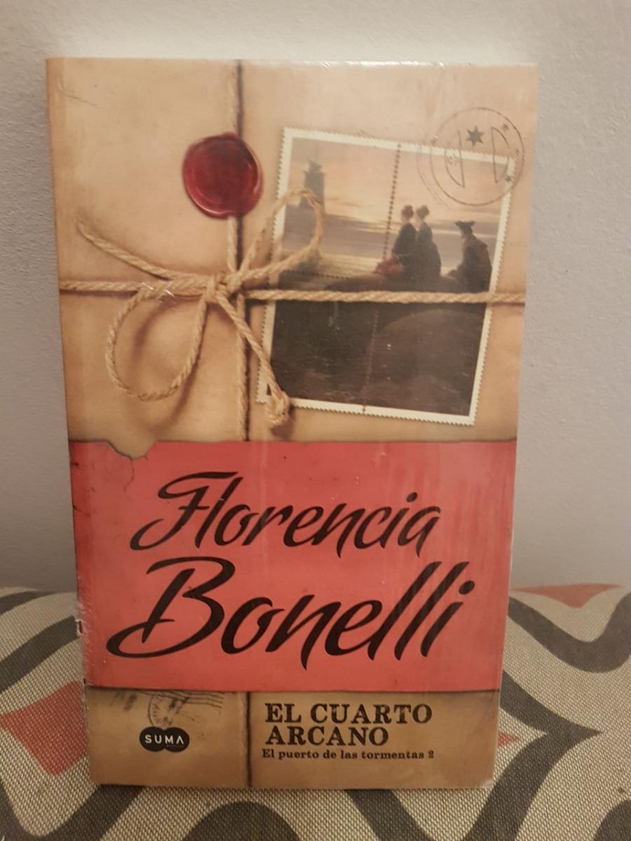 Libro Florencia Bonelli El Cuarto Arcano - $ 250,00 en Mercado Libre