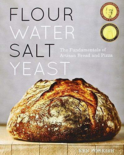 libro flour water salt yeast: the fundamentals of artisan br