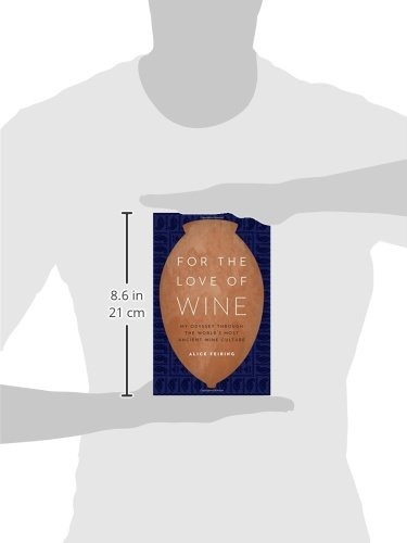 libro for the love of wine: my odyssey through the world's m